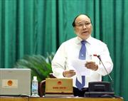 Phó Thủ tướng Nguyễn Xuân Phúc: Xây dựng nền kinh tế độc lập, tự chủ