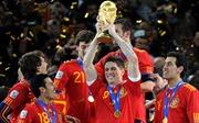 Tây Ban Nha sẽ vô địch World Cup?