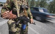 Lực lượng ly khai Ukraine sẵn sàng tham gia ngừng bắn