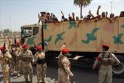 Iran cử lính tinh nhuệ hỗ trợ Iraq