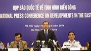 Việt Nam không sử dụng người nhái tại khu vực giàn khoan