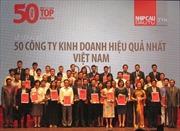 Công bố Top 50 công ty kinh doanh hiệu quả nhất năm 2014