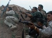 Iraq: Phiến quân chiếm một phần thành phố Baquba