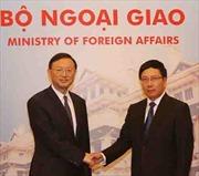 PTT Phạm Bình Minh yêu cầu Trung Quốc rút giàn khoan và đàm phán