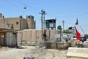 Iraq: Phiến quân chiếm thị trấn biên giới với Syria