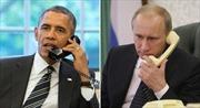 Obama-Putin điện đàm tình hình Iraq