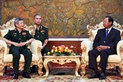 Việt Nam - Campuchia tăng cường hợp tác tình báo