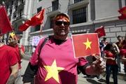 Nhiều hội hữu nghị châu Âu phản đối hành động của Trung Quốc