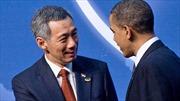 Singapore hối thúc Mỹ can dự vào khu vực bằng thương mại