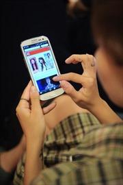 Ra mắt cổng thông tin giải trí VOY trên di động