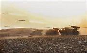 Triều Tiên thử tên lửa tự tạo mới