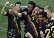 'Quỷ đỏ' chơi hiệu quả nhất tại World Cup 2014
