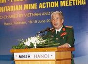 Thượng tướng Nguyễn Chí Vịnh tiếp Phó Trợ lý Bộ trưởng Quốc phòng Mỹ