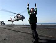Máy bay không người lái vũ trang Mỹ tuần tra Baghdad