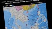Ấn Độ phản đối bản đồ mới của Trung Quốc