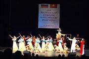 Ấn tượng những ngày văn hoá Việt Nam tại Saint-Peterburg