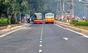 Khánh thành đường cho xe buýt trên đường Yên Phụ
