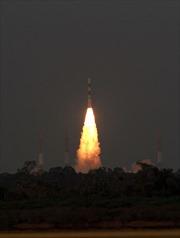 Ấn Độ phóng 5 vệ tinh bằng tên lửa đẩy tự sản xuất