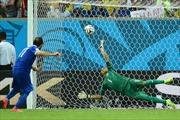 Thủ môn Costa Rica đắt giá