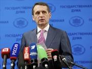 Nga: Đối thoại là cách duy nhất giải quyết khủng hoảng Ukraine