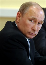 Nga muốn tăng cường quan hệ với cả Trung Quốc, Nhật Bản và Việt Nam