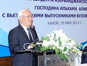 Phó Chủ tịch Quốc hội Uông Chu Lưu thăm Đại sứ quán Việt Nam tại Hà Lan