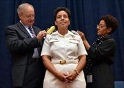 Hải quân Mỹ lần đầu có nữ Đô đốc 4 sao