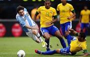 Brazil và Argentina, xà ngang và cột dọc