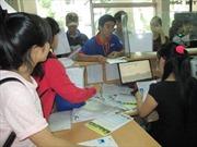 TP.HCM: Nhiều sai sót trong ngày làm thủ tục thi