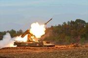 Triều Tiên tuyên bố sẽ tiếp tục phóng tên lửa chiến thuật