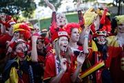 'Thế hệ Vàng 2.0' của Bỉ khát khao tỏa sáng