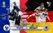 Pháp-Đức: Cuộc chiến giữa các vì sao