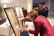 Thủ tướng Đức tới Trung Quốc đẩy mạnh quan hệ kinh tế