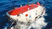 Tàu ngầm Giao Long thám hiểm Thái Bình Dương