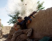 Những hình ảnh ác liệt về cuộc chiến dài nhất lịch sử nước Mỹ