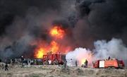 Taliban tấn công đoàn xe nhiên liệu cho quân đội nước ngoài