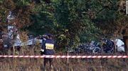 Máy bay chở vận động viên nhảy dù rơi, 11 người chết
