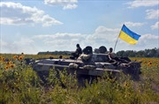 Ukraine mở chiến dịch đặc biệt tại miền đông