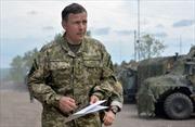 Ukraine nêu điều kiện đàm phán với phe ly khai