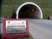 Dừng thu phí hầm đường bộ Đèo Ngang từ 10/7