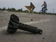 Nga phản đối Ukraine pháo kích qua biên giới