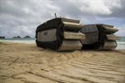 Khám phá vũ khí 'quái dị' mới của Thủy quân Lục chiến Mỹ
