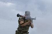 Phe ly khai Ukraine bắn rơi máy bay tấn công