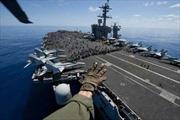 Triều Tiên chỉ trích tàu sân bay Mỹ tập trận tại Hàn Quốc