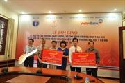 Vietinbank tài trợ phương tiện y tế cho Đại học Y Hà Nội