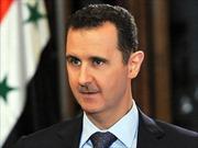 Tổng thống Syria tuyên thệ nhậm chức