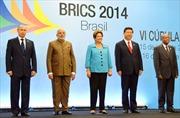 BRICS thành lập ngân hàng phát triển 100 tỷ USD