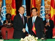 Ngân hàng Thế giới mong muốn hỗ trợ Việt Nam
