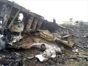 Không ai sống sót trong vụ máy bay Malaysia rơi ở Ukraine