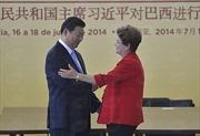 Brazil, Trung Quốc thúc đẩy quan hệ đối tác chiến lược